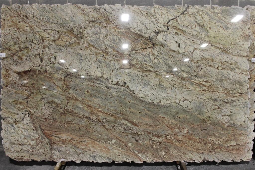 Cream kitchen cabinets granite - Decosee Sienna Bordeaux Granite